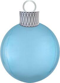 "20"" Ornament Kit Lt Blue Orbz"