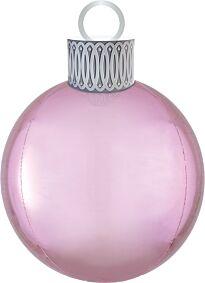 "20"" Ornament Kit Lt Pink Orbz"