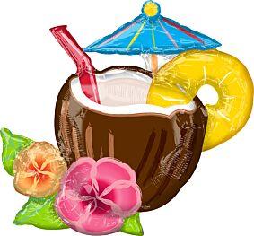 """30"""" Coconut Pina Colada"""