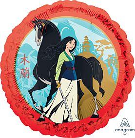 """17"""" Mulan"""