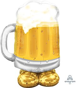"49"" Big Beer Mug AirLoonz"