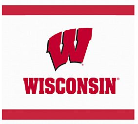 Univeristy of Wisconsin - Beverage Napkin 24CT