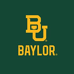 Baylor University - Beverage Napkin 24Ct