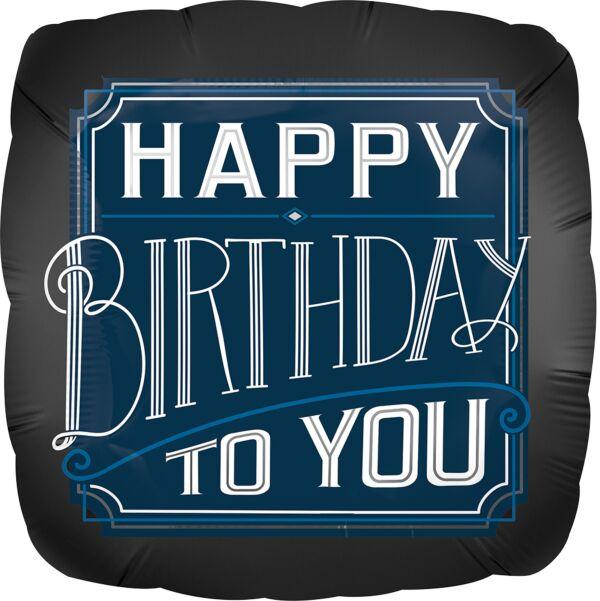 Mayflower 17 Happy Birthday Man