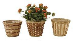 "10"" Bamboo Pot Cover"