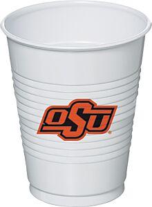 Oklahoma State - 16 oz Cup 8Ct