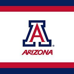 U Of Arizona - Lunch Napkin 20Ct