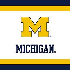 Univ of Michigan - Lunch Napkin 20ct