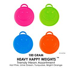 100 Gram Happy Weight Neon