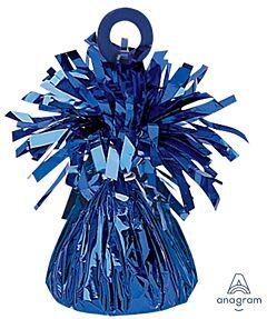 150 Gram Fringed Foil Weight - Blue