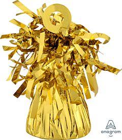 150 Gram Fringed Foil Weight - Gold