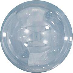 """16"""" Aqua Balloon Clear"""