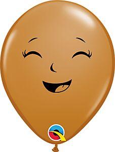 "5"" Happy and Sad Baby Face Latex"