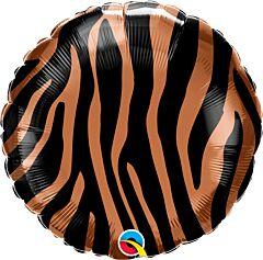 "18"" Tiger Stripes Pattern"