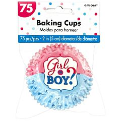 Girl or Boy - Baking Cup