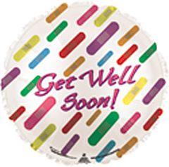 "4"" Get Well Bandaid"