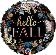 """18"""" Hello Fall"""
