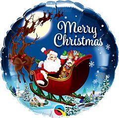 """18"""" Christmas St Nick"""