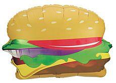 """28"""" Hamburger"""