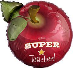 "18"" Super Teacher Apple"