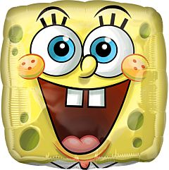 "17"" SpongeBob Square Face"