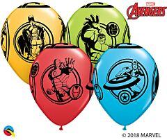 "11"" Marvels Avengers Latex"