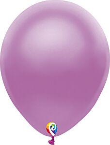 "12"" Funsational Pearl Purple Latex 50ct"