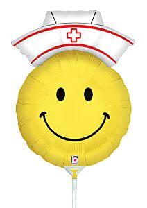 """14"""" Smiley Nurse"""