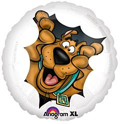 """18"""" Scooby Heads/Tails"""