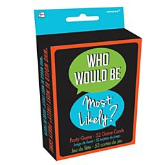 Novelty Card Game - Most Likely