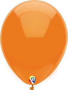 "7"" Funsational Orange Latex"
