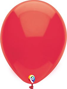 """7"""" Funsational Red Latex"""