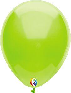 "7"" Funsational Lime Green Latex"