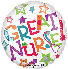 """18"""" Great Nurse"""