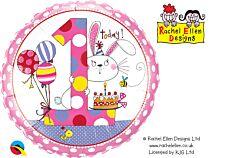 "18"" Rachel Ellen Bunny Polka Dots Age 1"