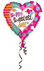"""18"""" Sweetest Day Dots"""