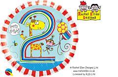 "18"" Rachel Ellen Stripes Age 2"