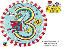 """18"""" Rachel Ellen Super Hero Stripes 3"""