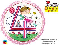 "18"" Rachel Ellen Polka Dot 4"
