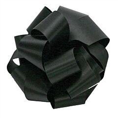 No9 Satin Ribbon - Black