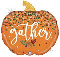 """28"""" Gather Pumpkin"""