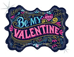 "34"" Vintage Be My Valentine"