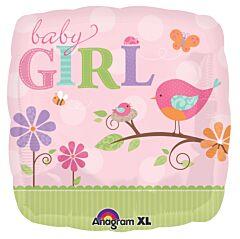 """18"""" Tweet Baby Girl"""