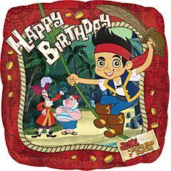 "17"" Jake Pirates Birthday"