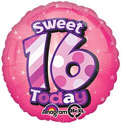 "17"" Sweet 16"