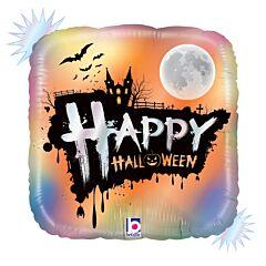 "18"" Opal Happy Halloween"