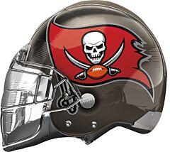 """21"""" Tampa Bay Buccaneer Helmet"""