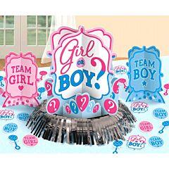 Girl Or Boy - Table Deco Kit