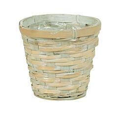 4.5 Bamboo/Rattan white wash