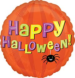 "18"" Halloween Happy Spider"
